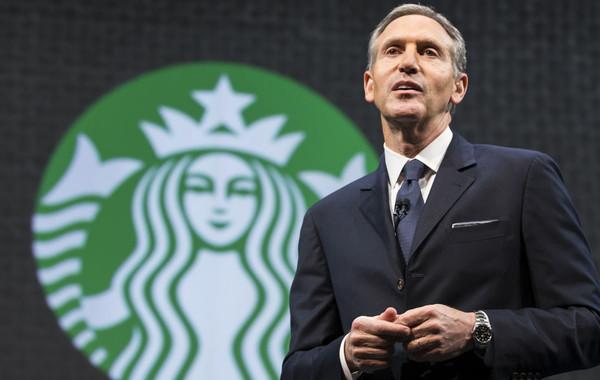 Глава Starbucks Говард Шульц уходит в отставку после 30 лет работы