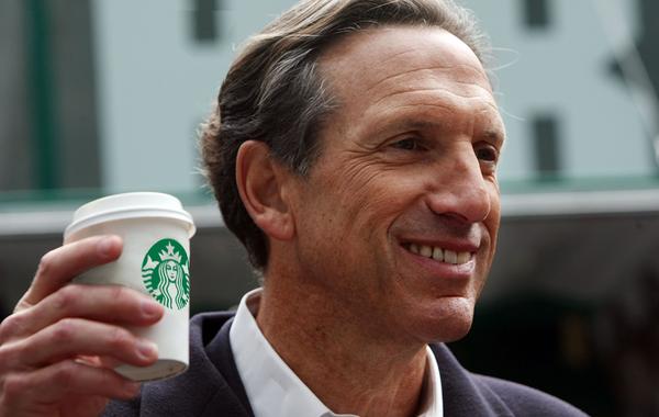 Принципы экс-главы Starbucks Говарда Шульца. Он может стать президентом США
