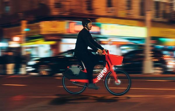 Uber запустит в Европе велопрокат