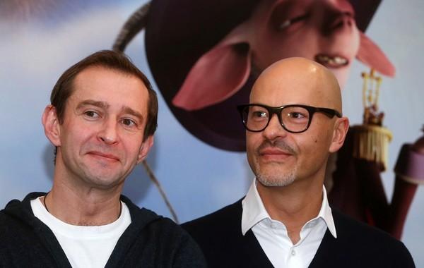 Хабенский и Бондарчук сделали по блокчейн-стартапу для сбора денег на кино