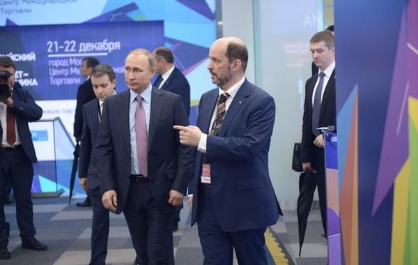 Герман Клименко больше не советник президента по интернету