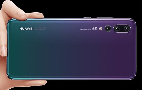 Смартфоны Huawei стали самыми продаваемыми в России