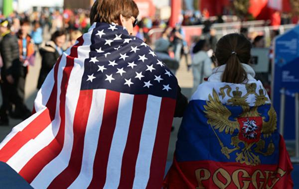 Россия вводит санкции против США