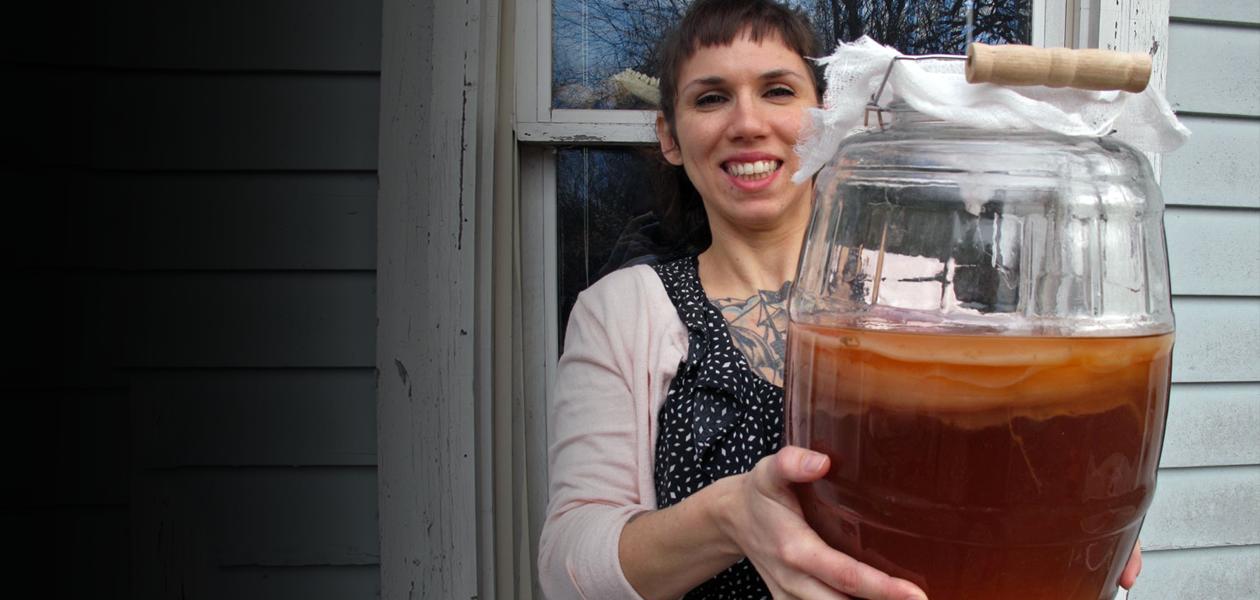 Господи, нет: Новый виток популярности чайного гриба