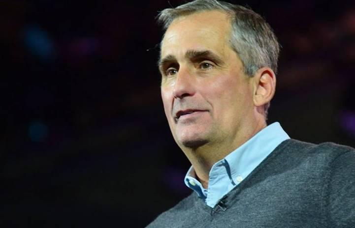 Руководителя Intel отправили вотставку заслужебный роман