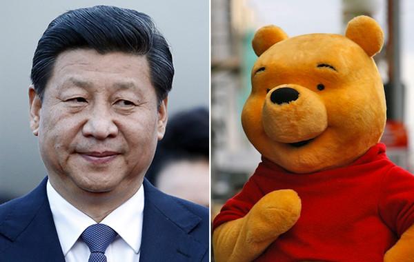 В Китае запретили канал HBO за сравнение Си Цзиньпина с Винни-Пухом