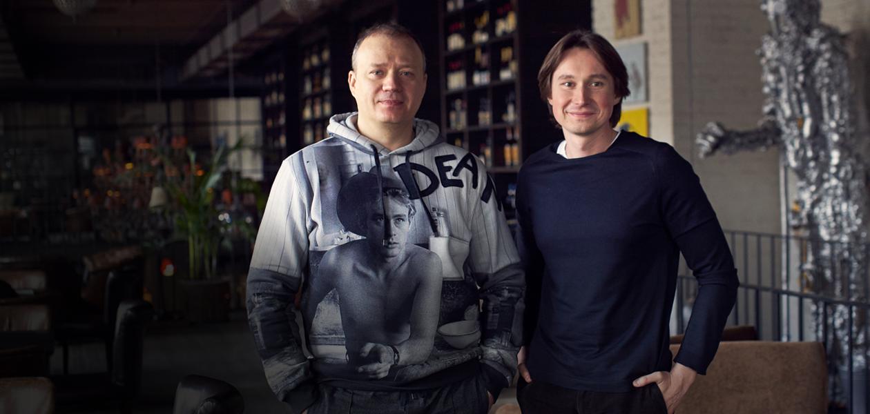 Блин против бургера: Гончаров («Теремок») и Кукарских (BB&Burgers) спорят о еде