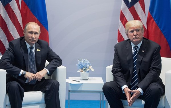Россия ввела санкции против США. Накануне встречи Путина и Трампа