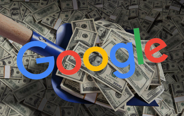 Google оштрафован на $5 млрд