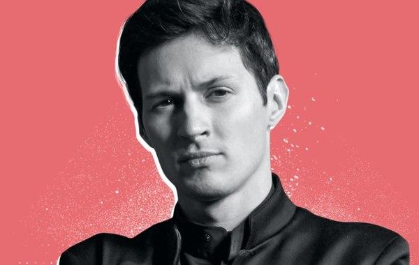 Дуров вошёл в рейтинг самых влиятельных бизнесменов моложе 40 лет