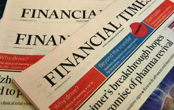 Журналисты Financial Times требуют, чтобы гендиректор поделился с ними зарплатой