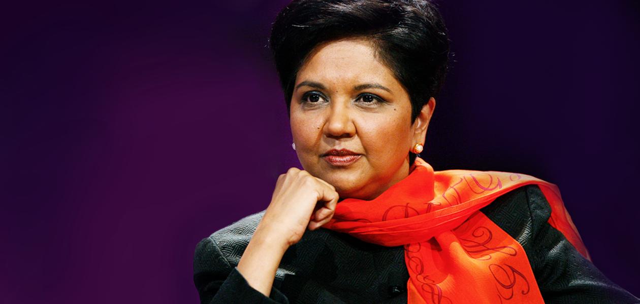 «Никогда не прошу о том, что могу сделать сама»: Принципы CEO PepsiCo Индры Нуйи