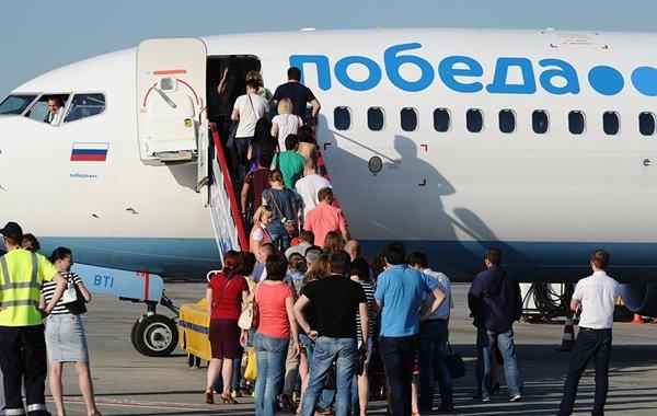 Регистрация на рейсы «Победы» в зарубежных аэропортах будет платной