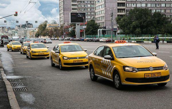 Мэрия Москвы хочет запретить иностранцам водить такси
