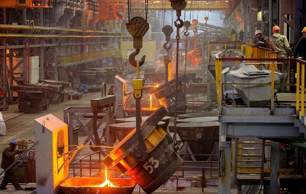 Промышленные предприятия надеются, что рубль подорожает