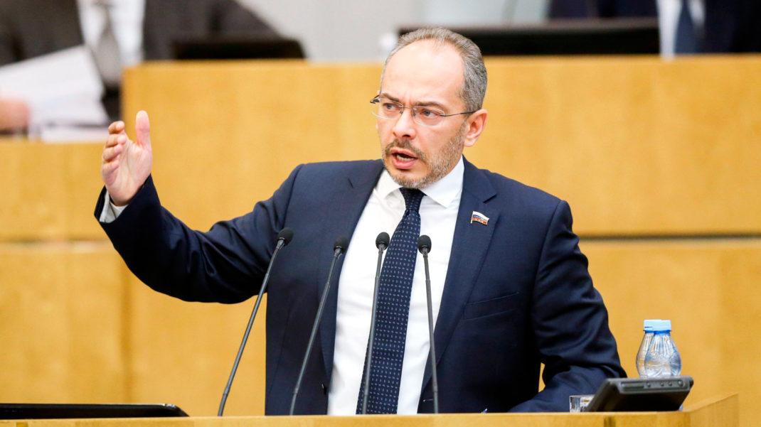Российский депутат призвал запретить Greenpeace из-за подрывной деятельности