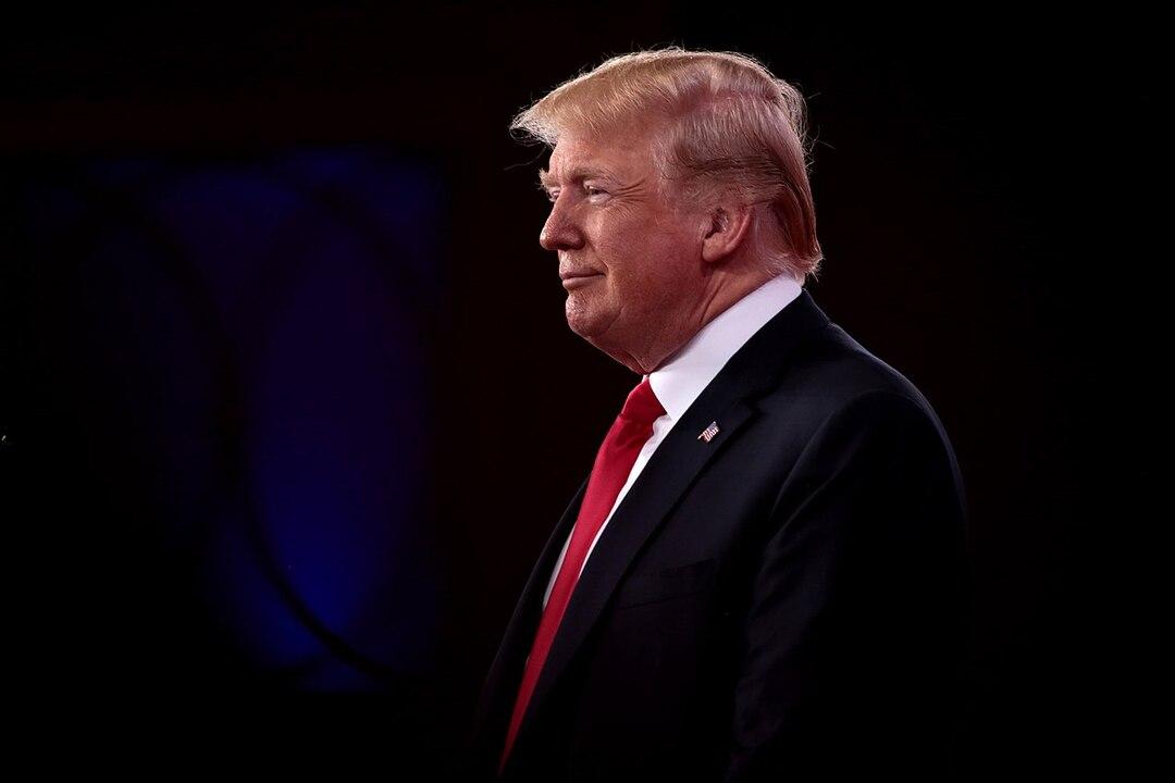 Трампу запретили собирать пожертвования