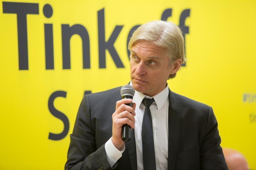 Тиньков объяснил, почему Тинькофф-банк трудно продать