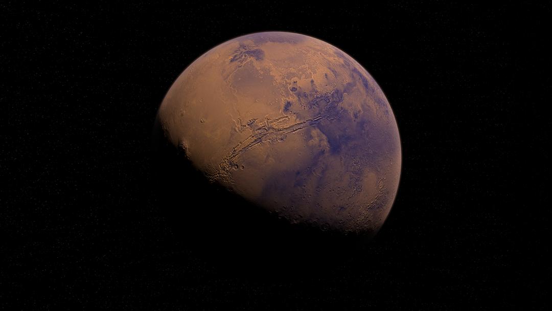 Немецкий зонд на Марсе сломался после двух лет попыток зарыться в грунт
