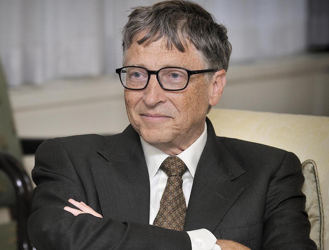 Чувствую себя прекрасно. Билл Гейтс привился от коронавируса
