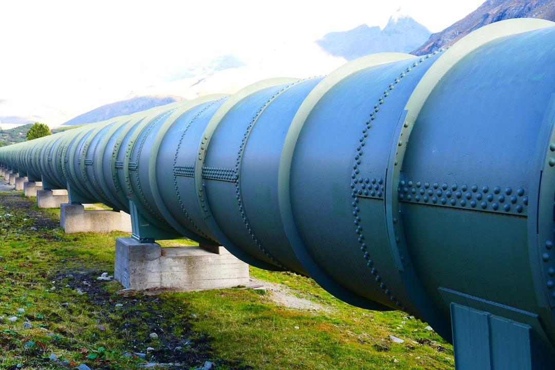 Газпром установил рекорд по экспорту газа