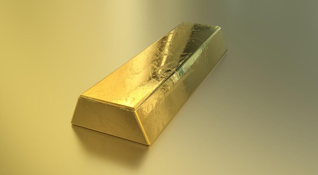 Россия в 2020 году экспортировала золота на $18,5 млрд