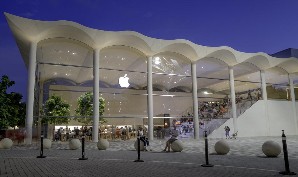 Apple создала в Тайване секретную лабораторию для разработки дополненной реальности