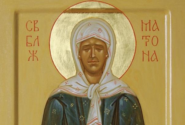 Россиянин украл мощи святой Матроны и продал их. Реликвию оценили в 500 рублей