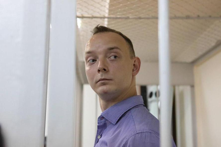 Обвинённый в госизмене журналист Сафронов рассказал о своих отношениях с чешским вербовщиком