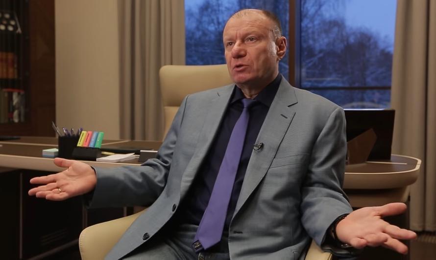 Российский миллиардер накопил рекордное в истории страны состояние