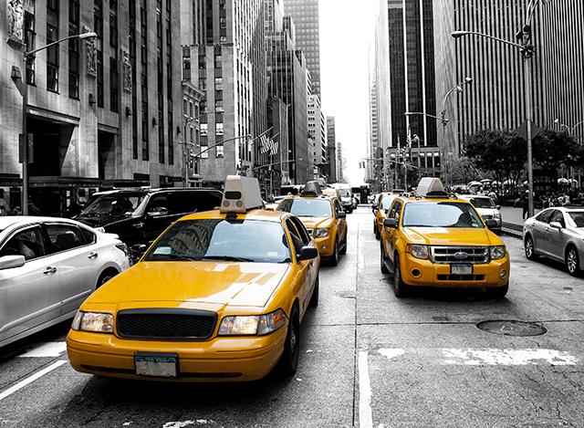 Как технологические гиганты захватывают и меняют городские перевозки