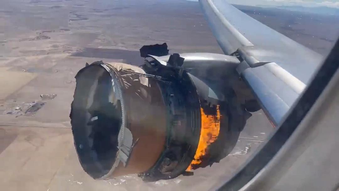Boeing попросила прекратить полёты десятков лайнеров 777. У одного из них разрушился двигатель прямо во время рейса