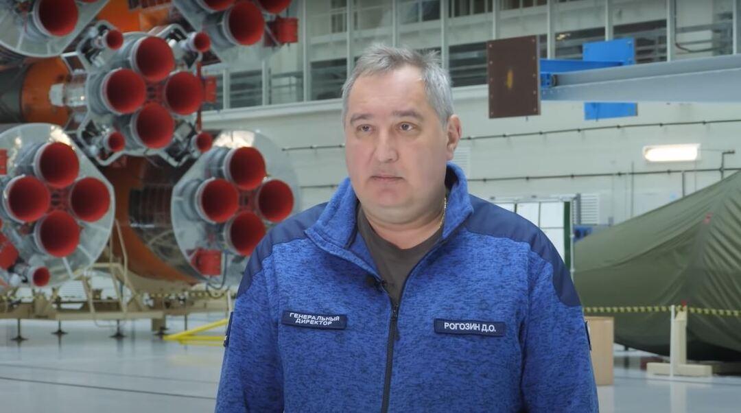 Рогозин: Строительство на космодроме Восточный будет идти всегда