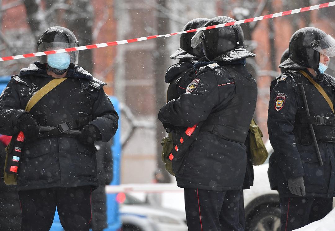 Выручка была равна нулю. Московские предприниматели оценили ущерб от январских митингов в 250 млн рублей