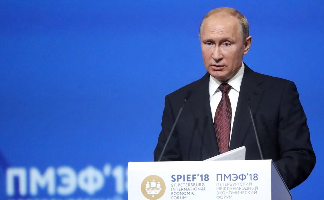 Петербургский экономический форум в 2021 году решили провести офлайн