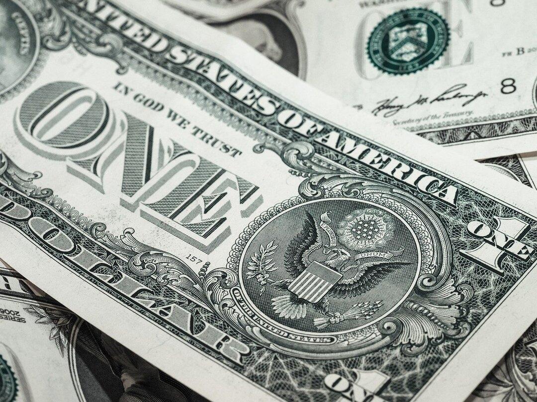 Россиянка выставила на продажу счастливый доллар за 1 млн рублей