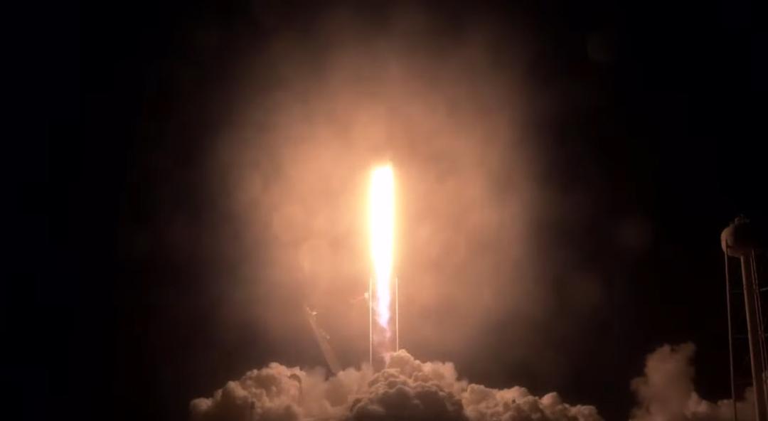 SpaceX вывела на орбиту ещё 60 интернет-спутников Starlink