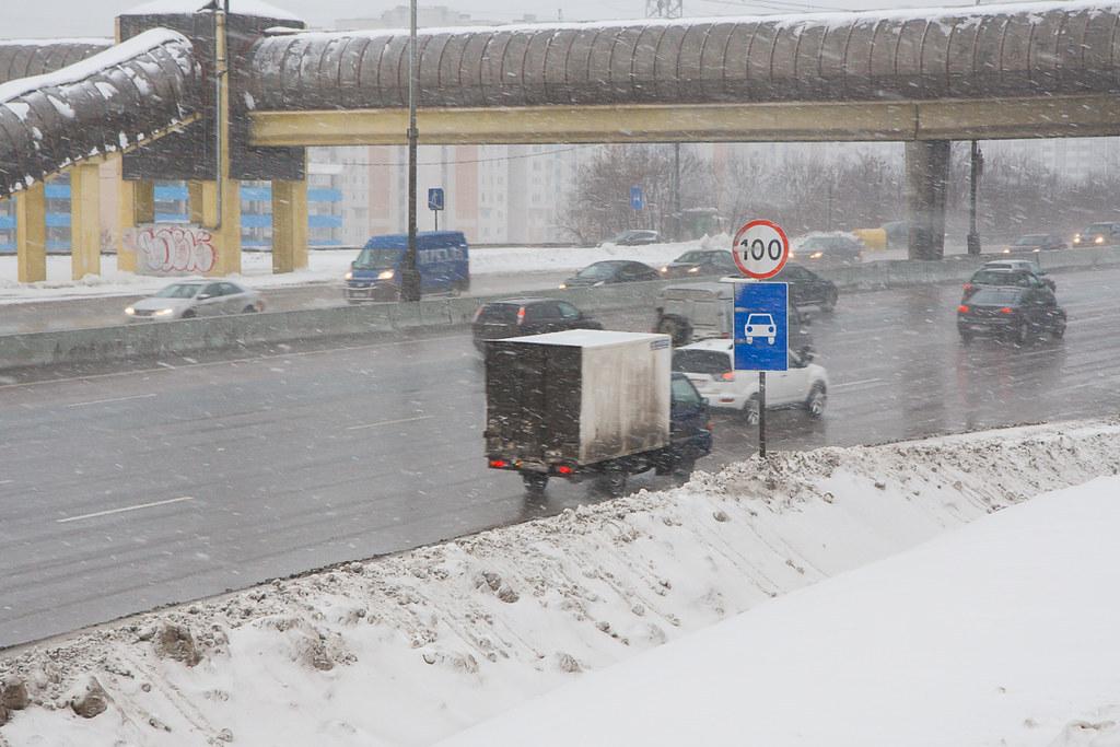 Бизнес предупредил о неизбежном подорожании продуктов из-за ограничений для грузовиков в Москве