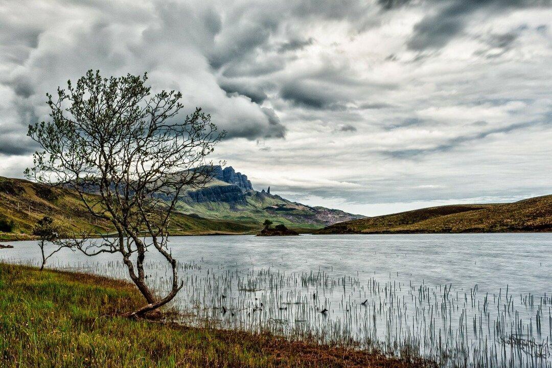 Остров в Шотландии выставили на продажу за 8 млн рублей