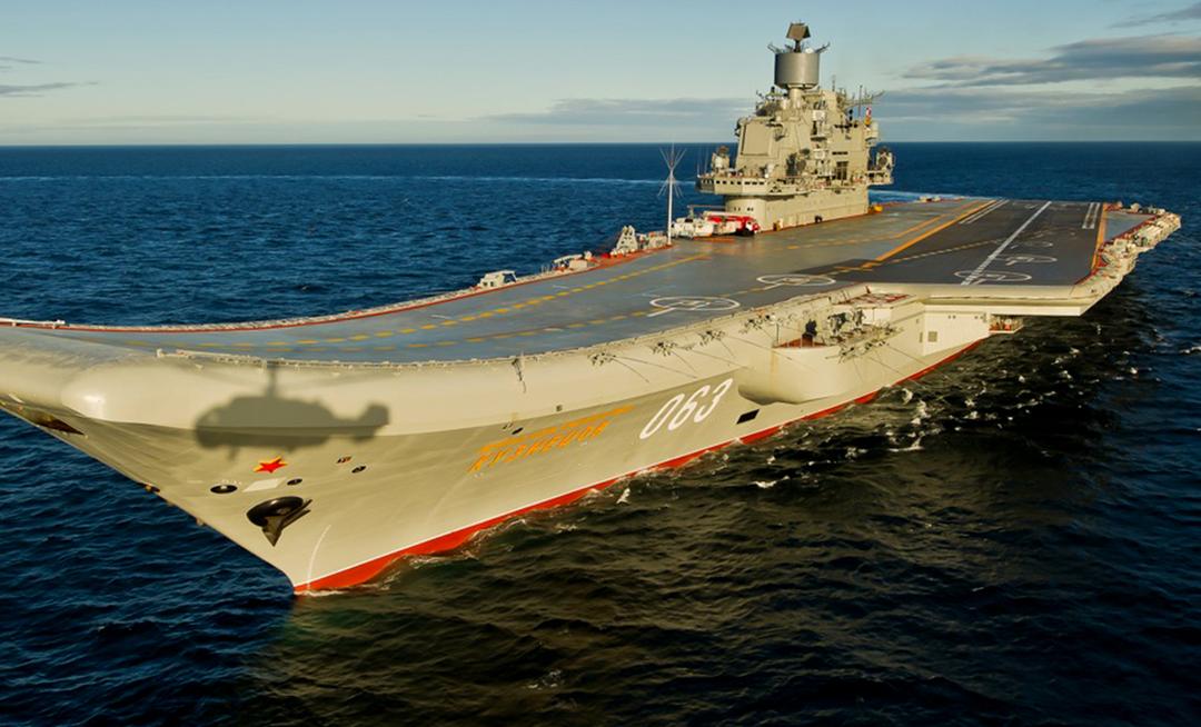 Директор завода попался на хищении 45 млн рублей. Он отвечал за ремонт единственного в России авианосца