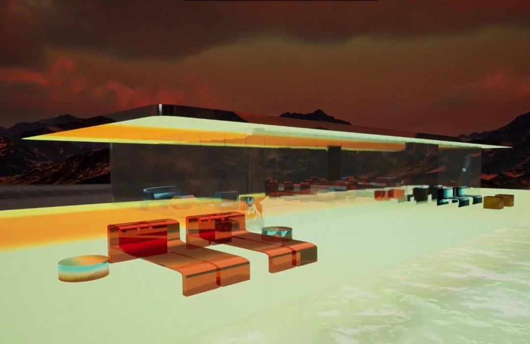Цифровую модель дома продали за $500 тысяч