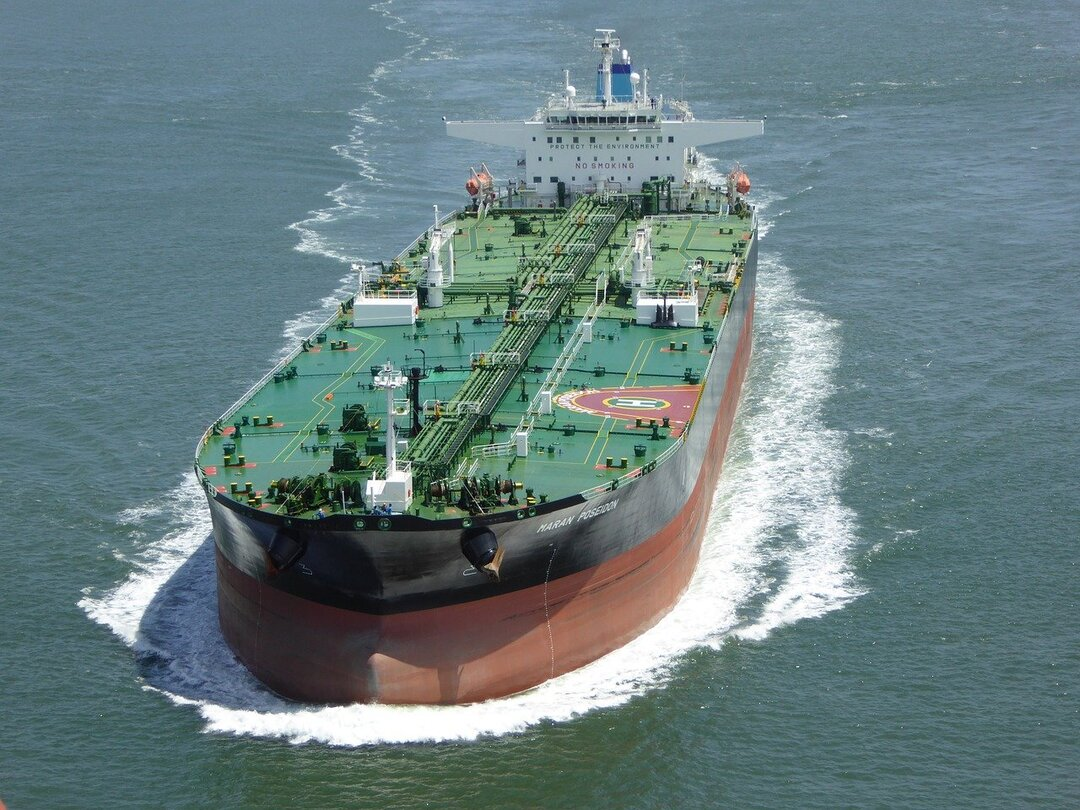 Россия рекордно увеличила поставки нефти в США