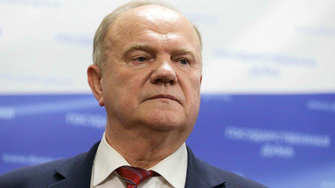 Зюганов увидел в налоге на движимое имущество угрозу для бизнеса