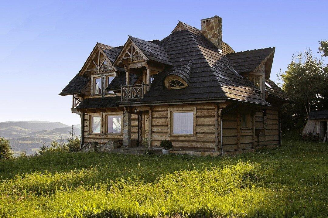 В России зафиксировали рекорд по строительству деревянного жилья