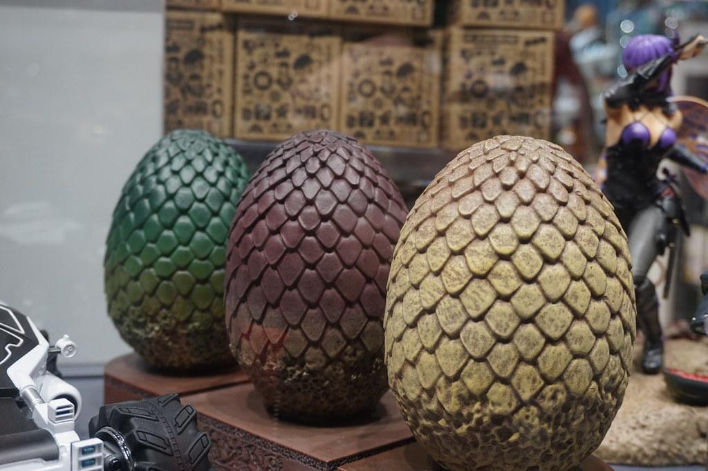 Юбилею Игры престолов посвятят яйцо Фаберже за $2,2 млн