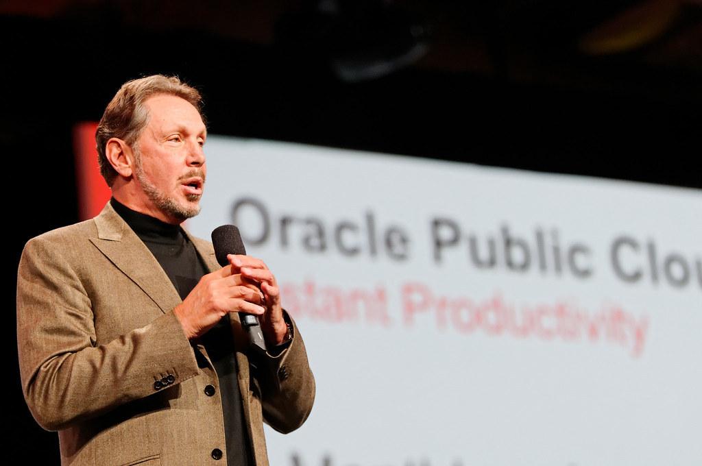 Состояние основателя Oracle превысило $100 млрд. Но ненадолго