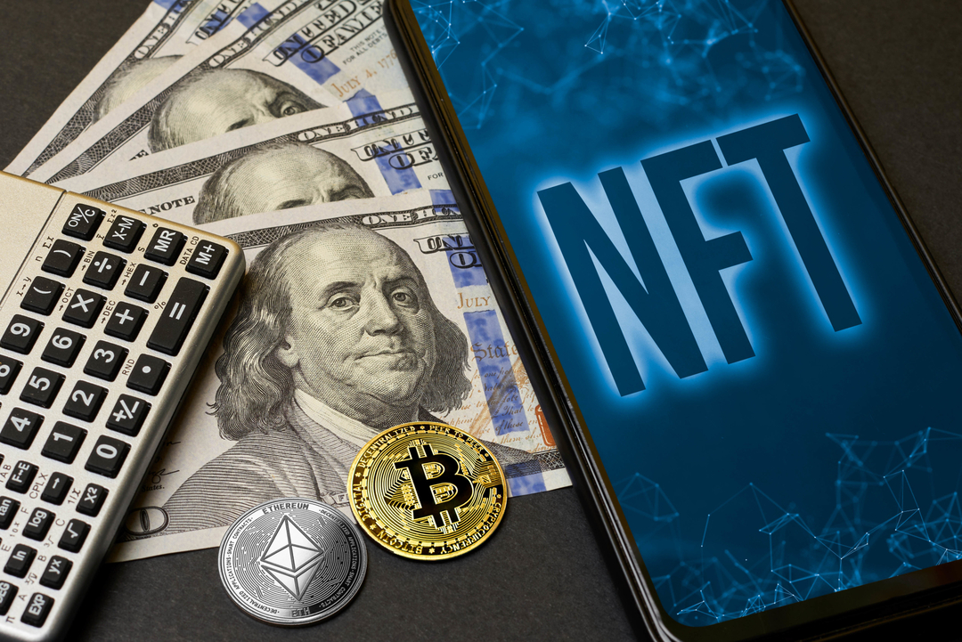 Продажи NFT выросли в 20 раз
