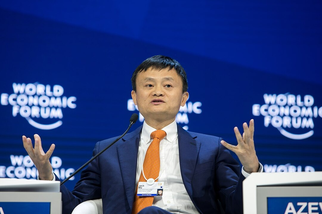 Китай заставит Джека Ма продать долю в Ant Group