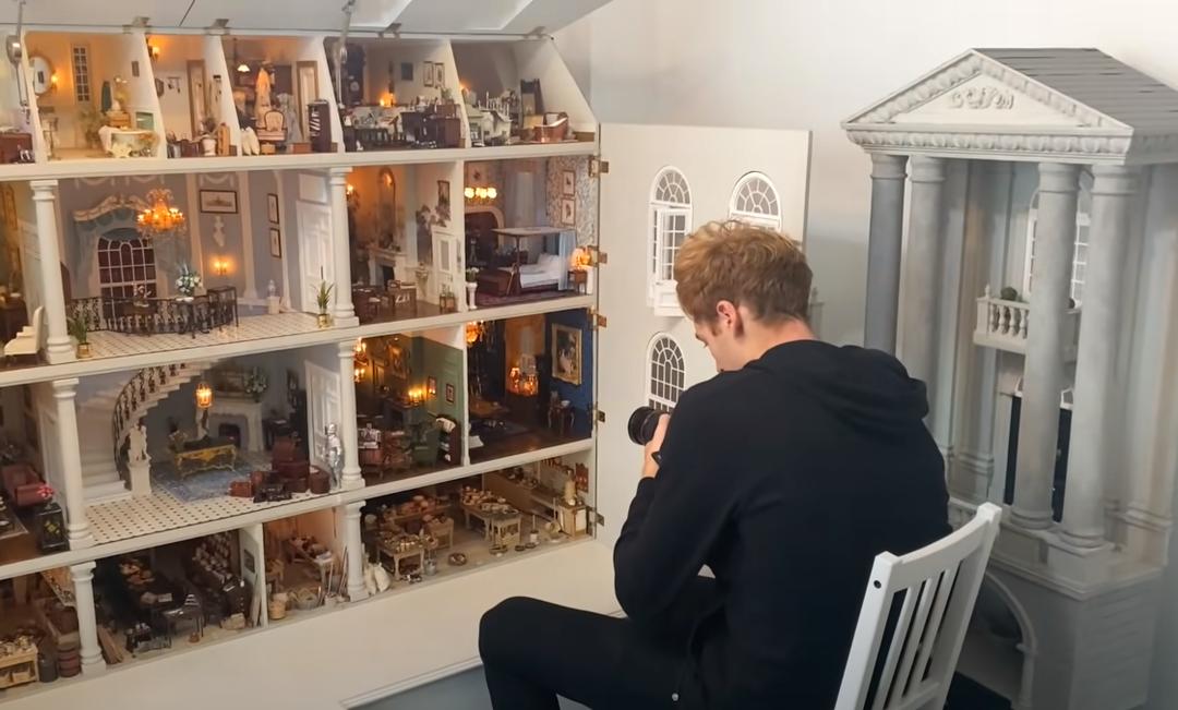 Блогеры выставили на аренду кукольный дом и получили брони на сотни тысяч рублей