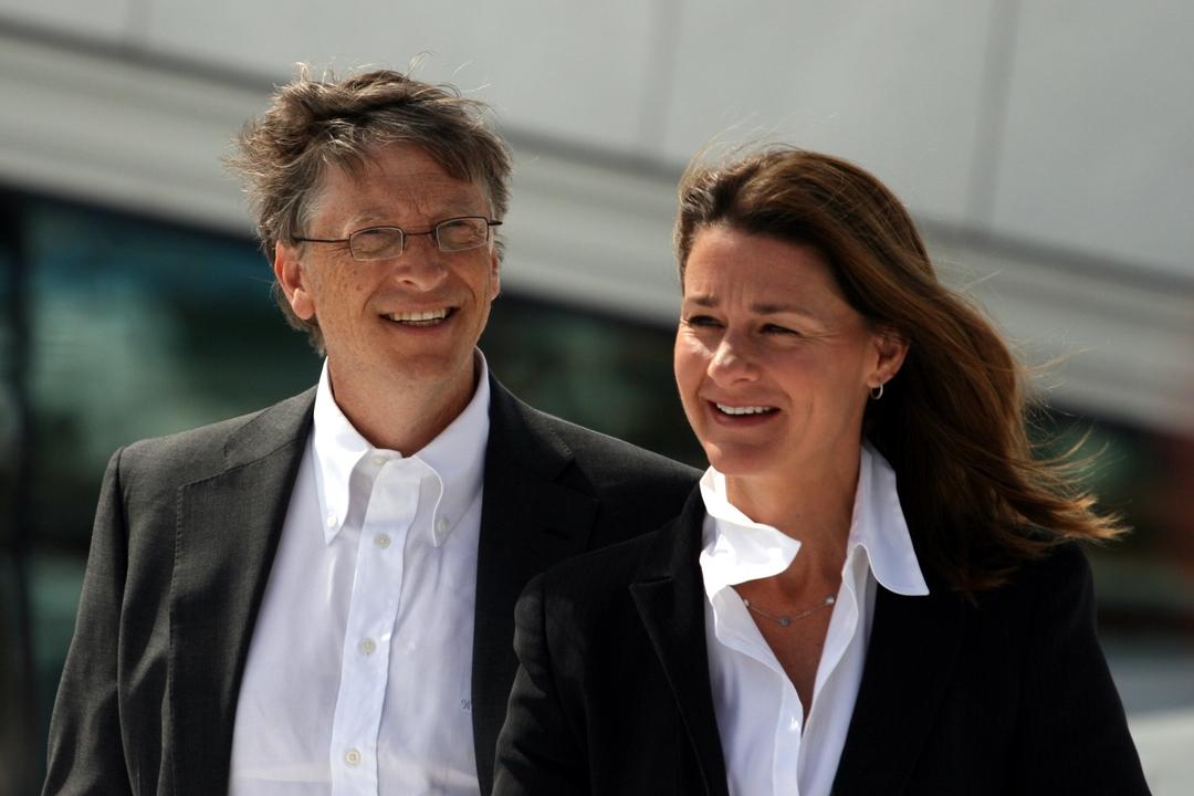 Билл Гейтс объявил о разводе с женой после 27 лет брака